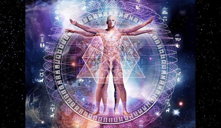 картинка пятиконечный символ человека