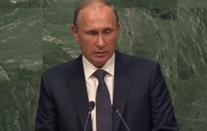 В.Путин. Природоподобные технологии