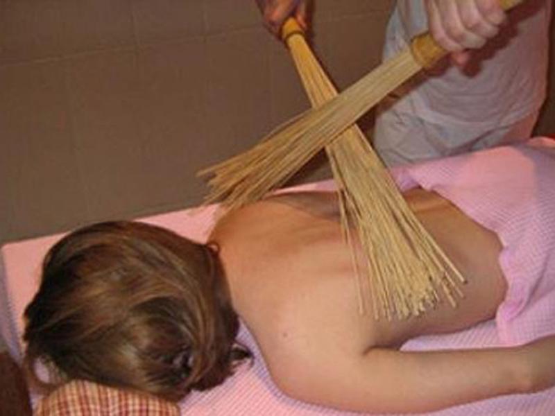 соединительная ткань человека. Бамбуковый массаж