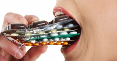 Антибиотики для человека