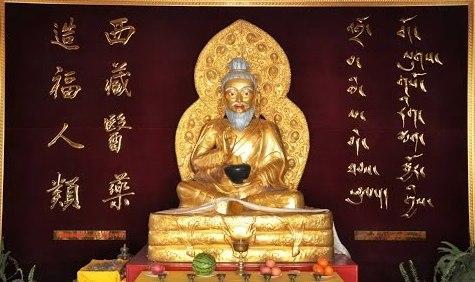 тибетские рецепты молодости. Будда